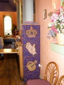 milagro column side view
