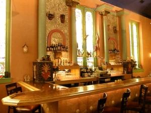 altar like bar