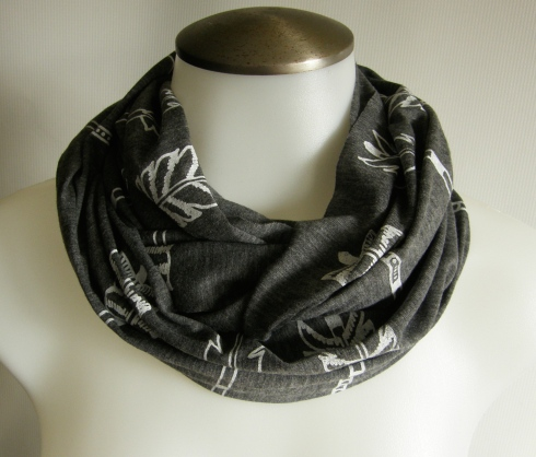 Arrows Infinity Scarf